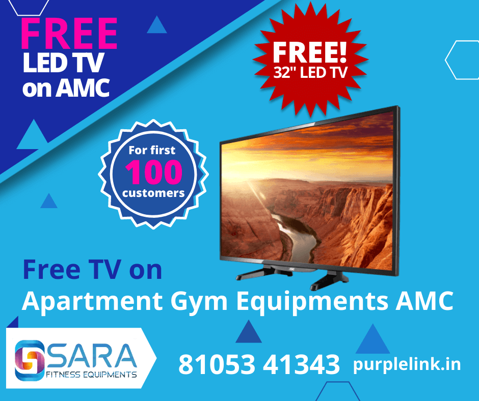 FREE LED TV ON AMC